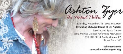 Ashton Zyer Benefit